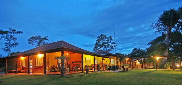Fazenda Baía Grande - Hotel fazenda no Brasil