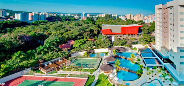 Visite o Best Western Le Jardin, um dos premiados hotéis em Caldas Novas