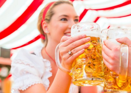 Oktoberfest, o paraíso cervejeiro no Brasil