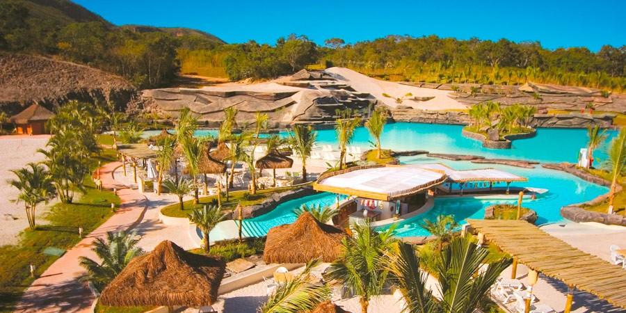 TOP 5: Os melhores hotéis em Caldas Novas