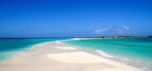 Cayo de Água - Praias do Caribe