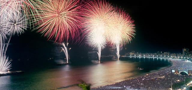 Copacabana - Ano Novo