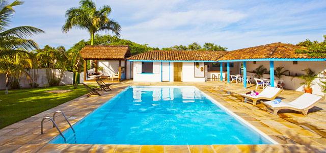 Pousada Fazendinha Búzios - Hotel fazenda no Brasil