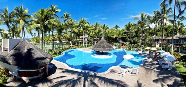 Infraestrutura do Cana Brava Resort