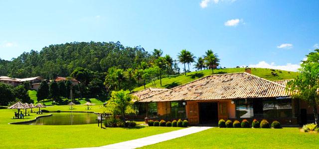 Fazenda Ribeirão - Hotel fazenda no Brasil