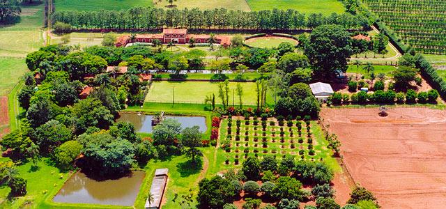 Fazenda Recanto Shangri-lá - Hotel fazenda no Brasil