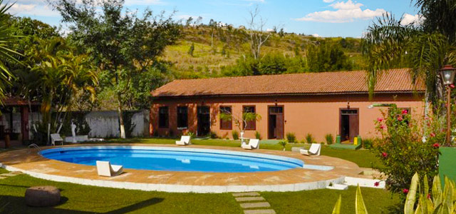 Hotel Fazenda Villa Verona - Hotel fazenda no Brasil