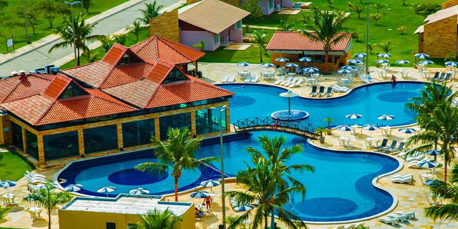 Sai da frente porque o Mussulo Resort tá chegando!