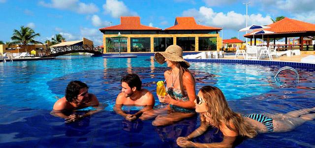 Viva uma incrível experiência no Mussulo Resort.