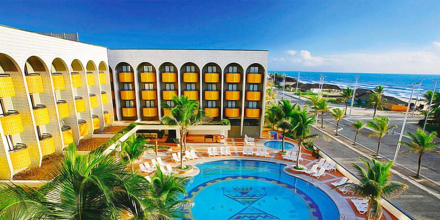 Descubra os 5 mais arretados hotéis em Fortaleza