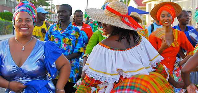 Festival Crop Over, em Barbados