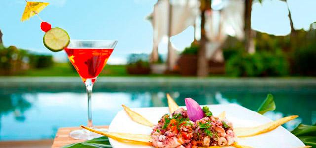 Uma das melhores gastronomia da região - Hotel Nau Royal