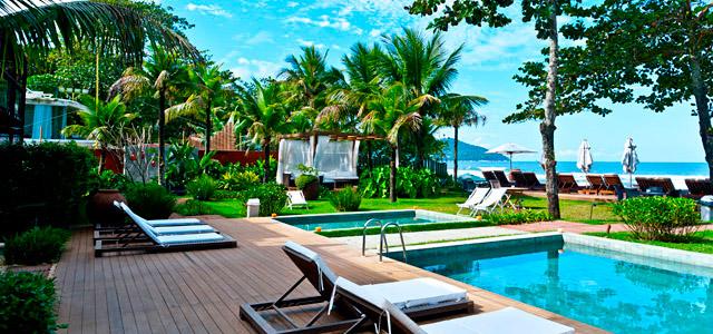 Luxo e conforto aliados no Hotel Nau Royal