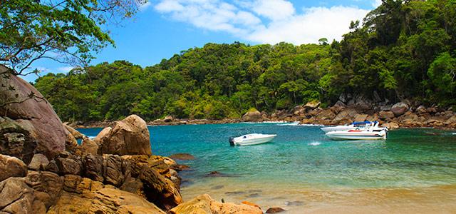Estado do Rio de Janeiro: Ilha Grande.