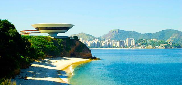 Estado do Rio de Janeiro: Niterói.