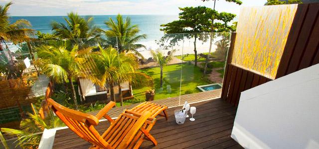 Lindas vistas e hotel de primeira! Hotel Nau Royal
