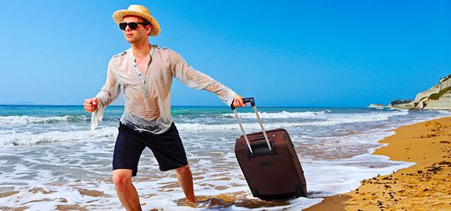 Quero viajar de última hora!