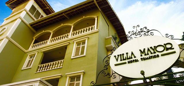 Hotel Villa Mayor - Hotéis em Fortaleza