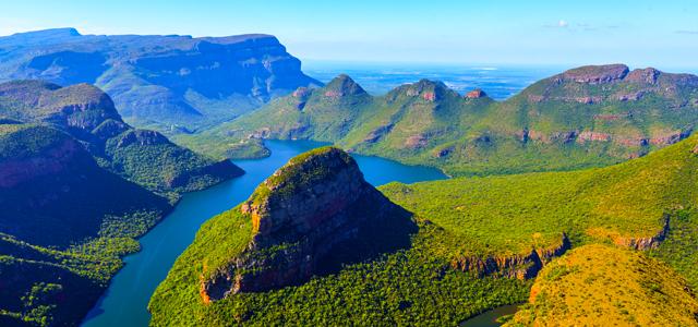 Blyde River Canyon, África do Sul