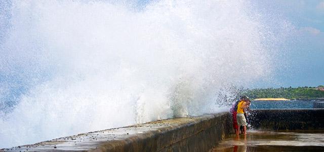 Cuba: El Malecón.