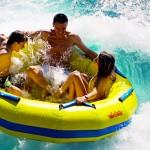 Faça Sol, Frio ou Chuva, no Parque Aquático Wet'n Wild tem Diversão