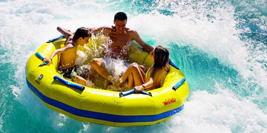 Conheça as Atrações do Parque Aquático Wet'n Wild
