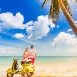 Os 15 Melhores Destinos para Lua de Mel Fora do Brasil