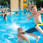 Água, água, Aguativa Resort!