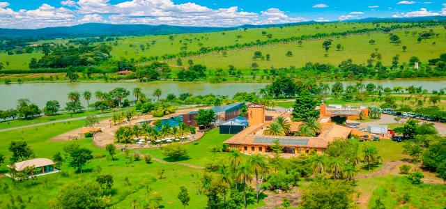 Natal 2014: Hotel Águas do Treme Lake Resort