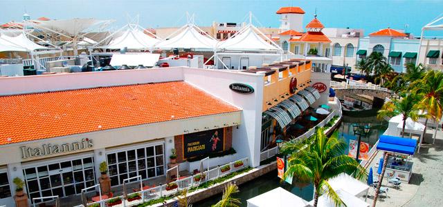 La Isla, em Cancun