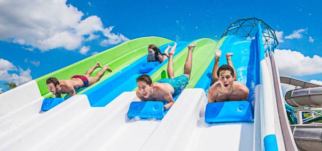 R4ally - parque aquático Wen't Wild