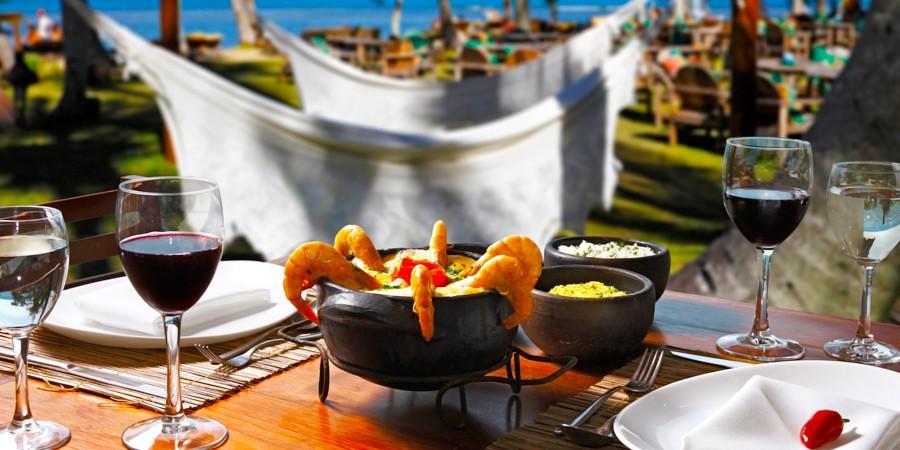 Saboreie a Bahia: dicas de restaurantes em Porto Seguro