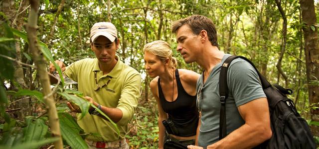 A natureza em volta do Iberostar Grand Amazon
