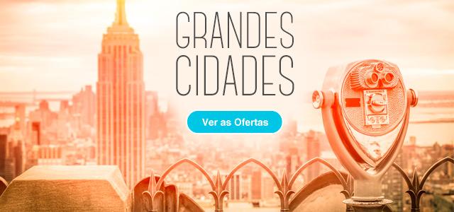 Grandes Cidades - Pacotes Turísticos