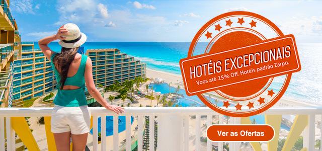 Hotéis Excepcionais - Pacotes Turísticos