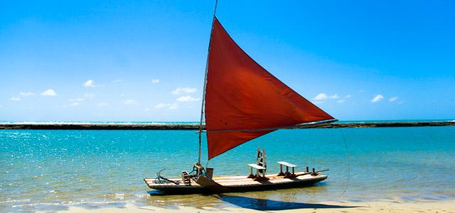 Porto de Galinhas - praias de Pernambuco