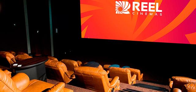 Cinemas Reel, em Dubai