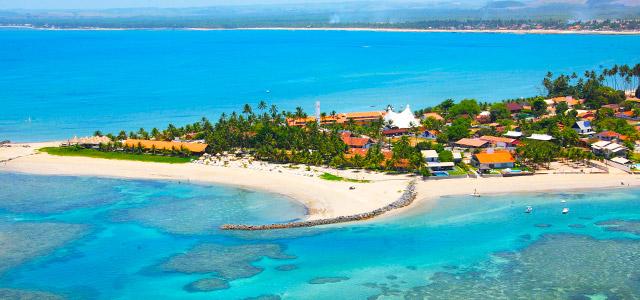 Praia de Serrambi - praias de Pernambuco