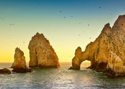 Com vocês: Los Cabos em dois paraísos!