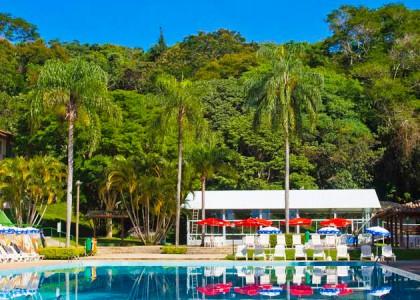 Diversão ou descanso? Escolha no Eldorado Atibaia Eco Resort!