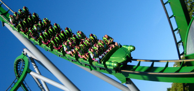 The Incredible Hulk Coaster - Pacotes para Disney