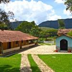 O bucólico Hotel Fazenda Pontal de Tiradentes