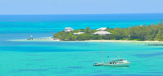 Treasure Cay Beach, nas Bahamas