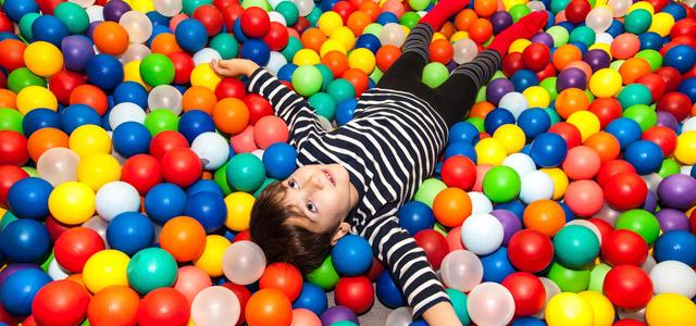 Amazing Balls - Passeios com crianças