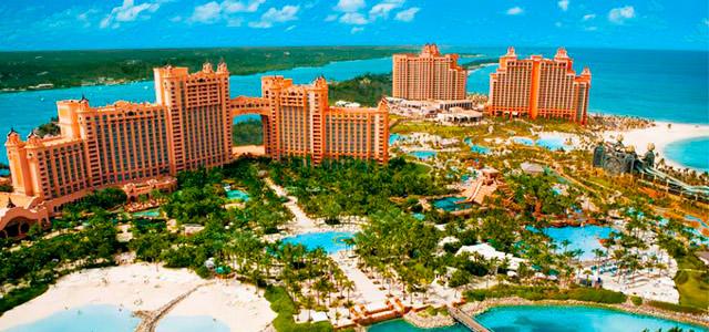 Atlantis Royal Tower, nas Bahamas