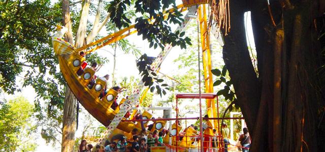 Cidade da Criança - Passeios com crianças