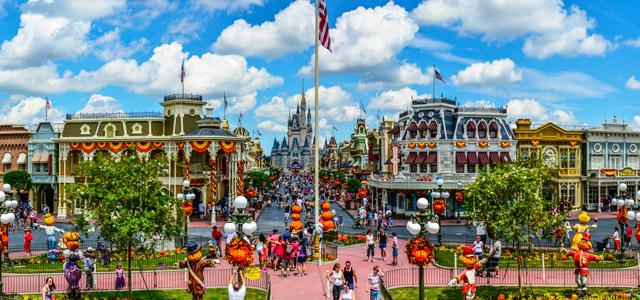 Aproveite os Pacotes para Disney que o Zarpo oferece