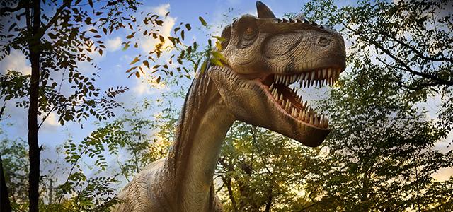 Vale dos Dinossauros - Gramado