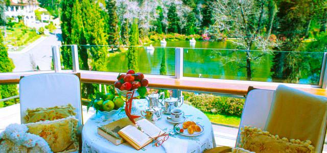 Hotel e Estalagem St. Hubertus - lua de mel em Gramado