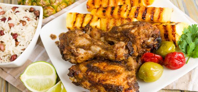 Gastronomia no Caribe